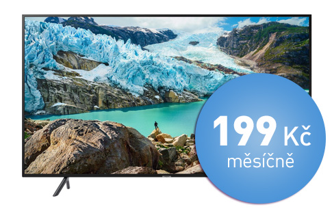 Nadělte si pod stromeček novou televizi Samsung